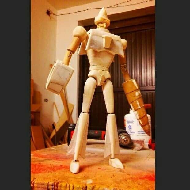 Getter two Getter robot ゲッターロボ i robot dell'artigiano
