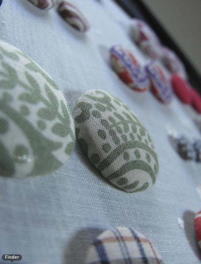 New Quiver Jewellery, handmade using vintage fabrics