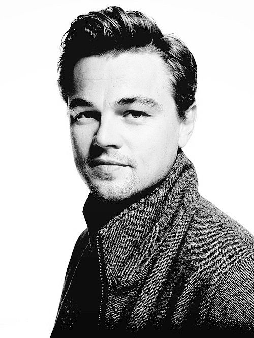 Leonardo DiCaprio. He's like fine wine, if you know what I mean.