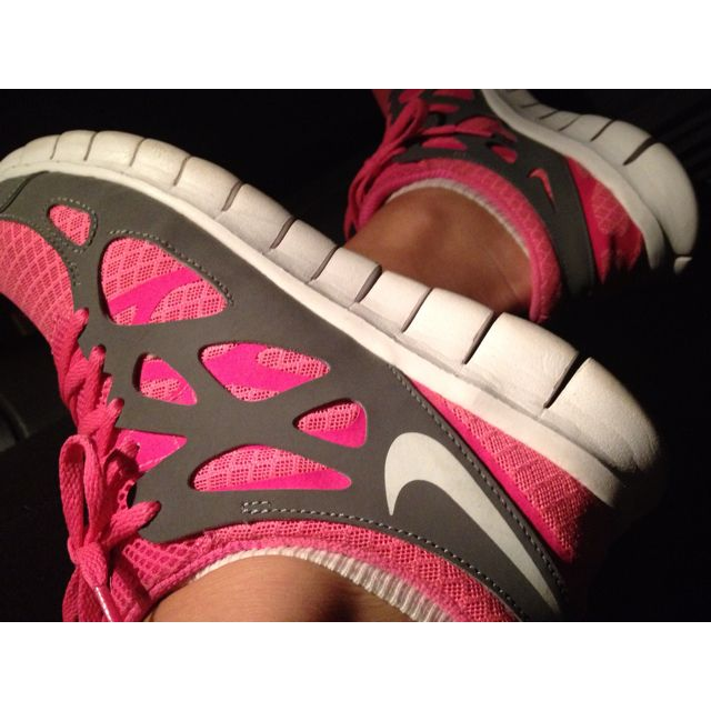 3f6bf75bff9 My Nike running shoes are something I carry or wear. They are symbol of my