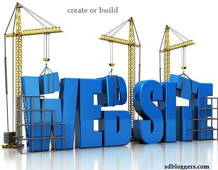 http://sdbloggers.com/how-to-create-a-website/ How to create a website for Free
