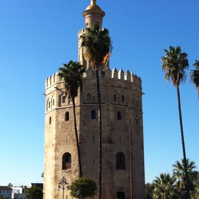 Sevilla toro d'oro