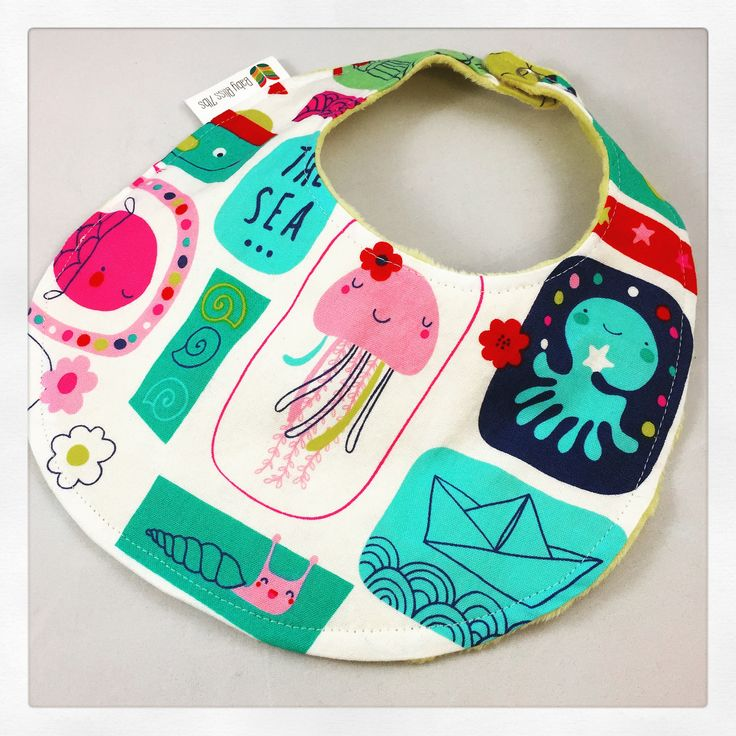 Drool Bib, Baby Bib, Dribble Bib, Drool Bib for Baby, Newborn Bib, Infant Bib, Modern Bib, Minky Bib, Handmade Bib, Girls Bib by BabyBliss7lbs on Etsy