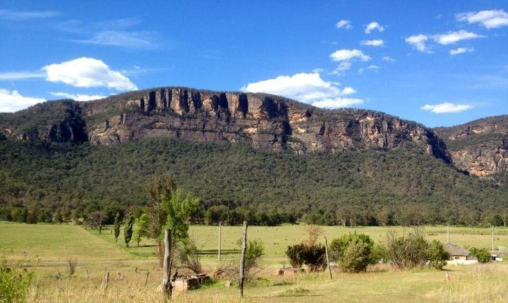 Capertee Valley, NSW Australia