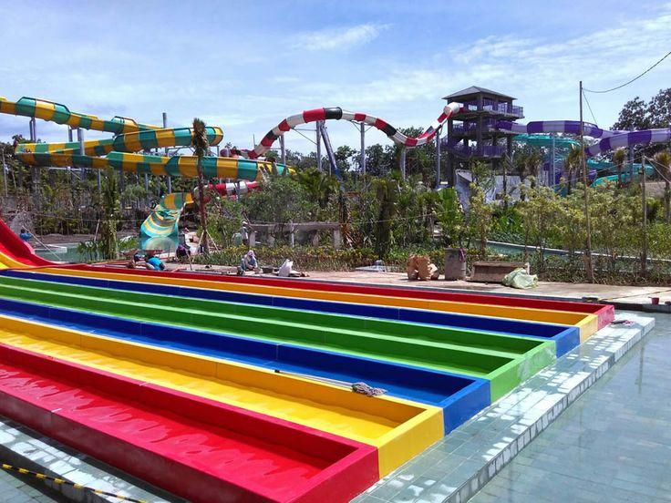 Hore, Waterpark Jogja Bay dibuka untuk umum | Wisata Garut TV