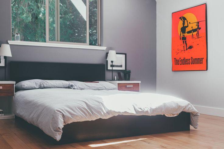 Ikea HEMNES Bedden Ideeen Dan 1000 Over Platform Bed Op