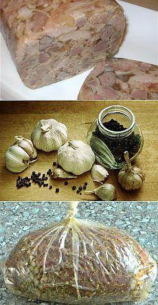Сальтисон / Заготовка мяса / TVCook: пошаговые рецепты c фото