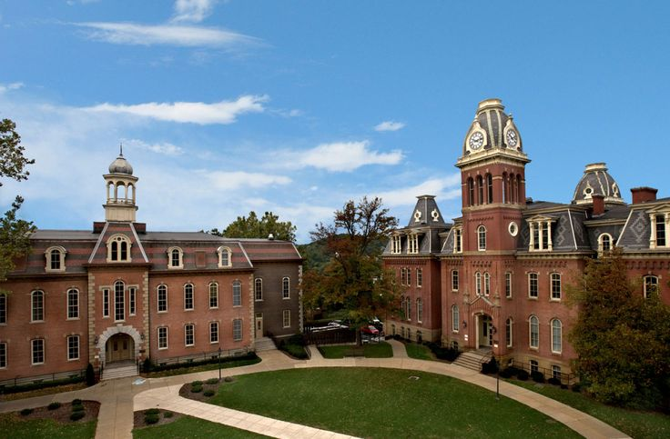 College Campuses - West Virginia University.