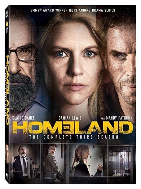 Damian Lewis & David Harewood - Homeland: Season 3