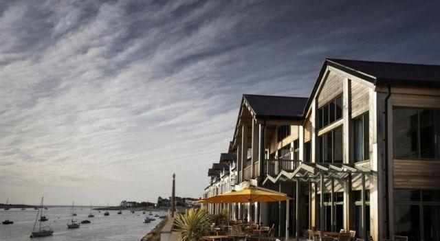 The Quay Hotel and Spa - 4 Star #Hotel - $166 - #Hotels #UnitedKingdom #Conwy http://www.justigo.uk/hotels/united-kingdom/conwy/thequayhotel_190051.html