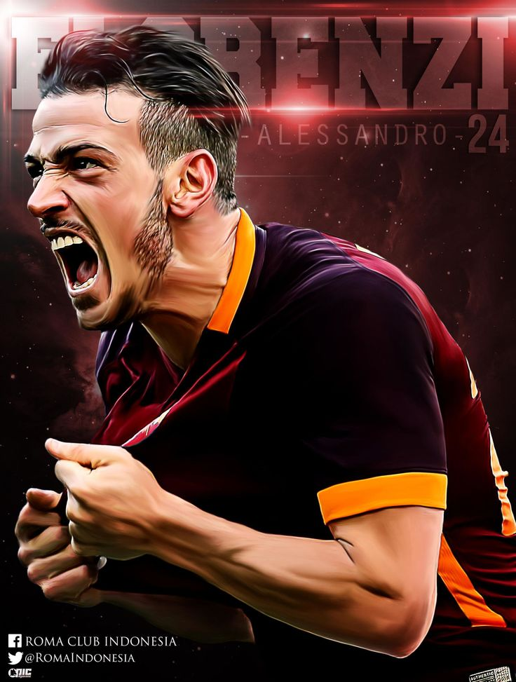 AS Roma - Alessandro Florenzi