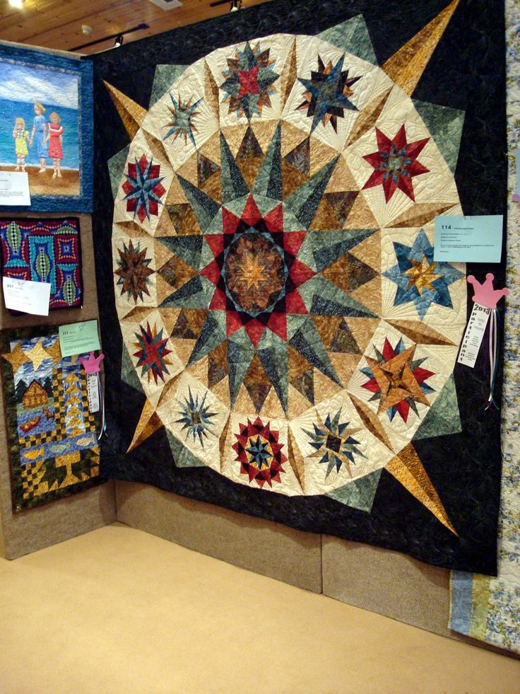 507 best A Complex Quilt images on Pinterest | Quilt patterns ...