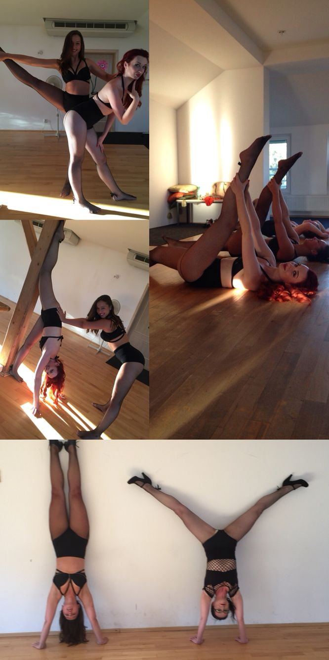 Being flexi is so sexy <3