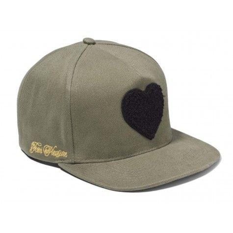 Czapeczka/cap LOVE hunter green