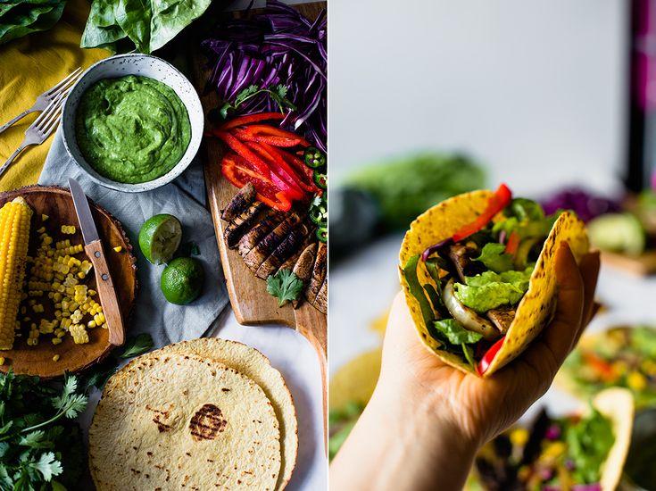 Taco's! Ter ere van International Taco Day :) Een lekkere, makkelijke en veganistische variant.
