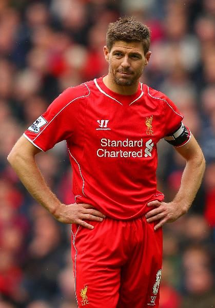 Steven Gerrard, Liverpool / UK