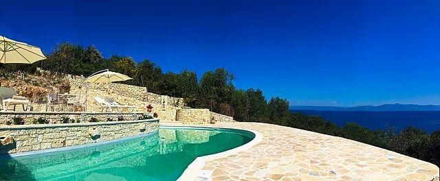 Paxos Ionian Island Greece