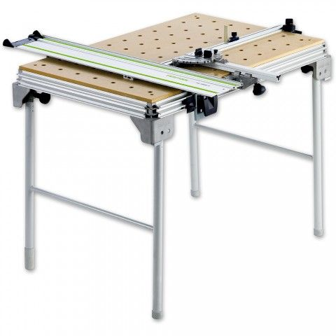 Festool MFT/3 Multifunctional Table - Workholding - Routers & Trimmers - Power Tools | Axminster Tools & Machinery