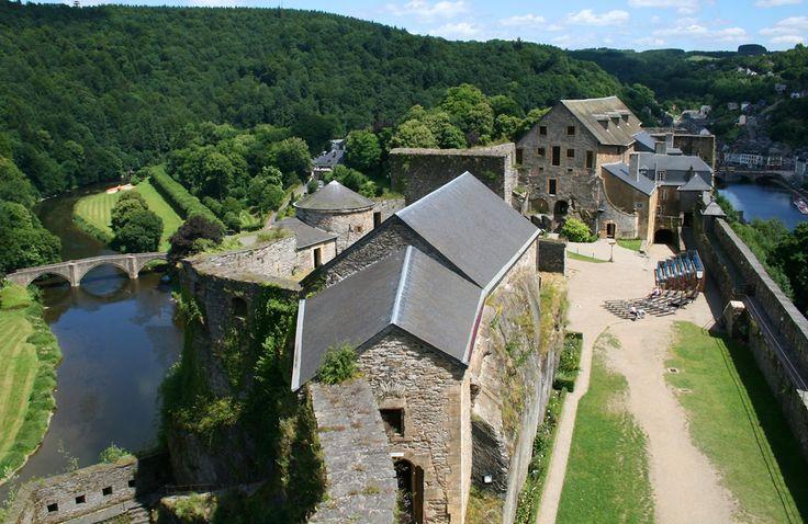 Bouillon Castle - Belgium