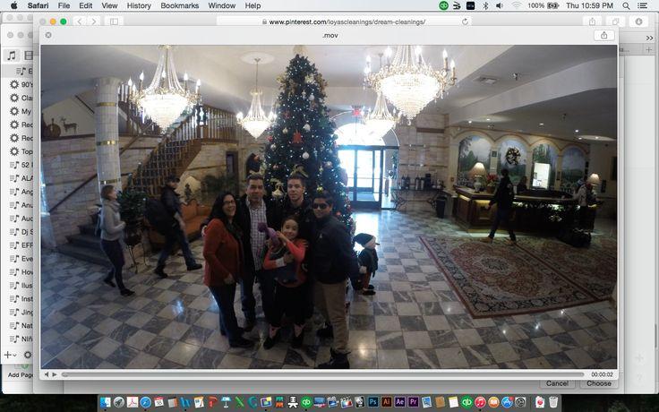My beautiful family! The Loya's