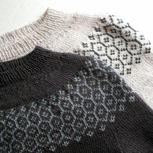 Stasis jumper pattern by Leila Raabe