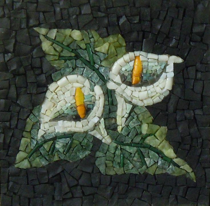 Arum lilies - detail