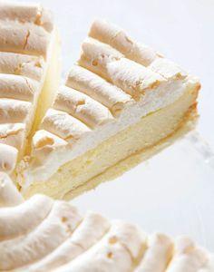 עוגת גבינה ב-3 שכבות