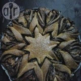 Recipe photo: Nutella® star bread