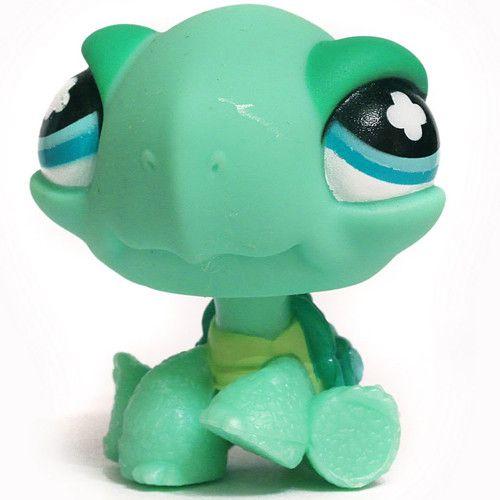 Littlest Pet Shop - #642 Turtle
