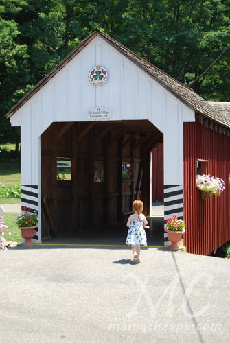 Traveling with Kids to Lancaster, PA: The Amish Village Review