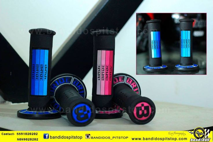 BIKE HANDLE GRIP FOR ALL SCOOTER/BIKES