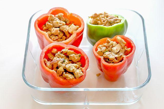 oppskrift-onsdag: fylt paprika (via Bloglovin.com )