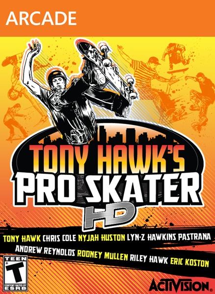 Cool kinda retro poster style! zt Tony hawk pro skater