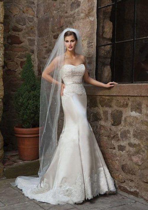 Mermaid Wedding Dresses Ideas