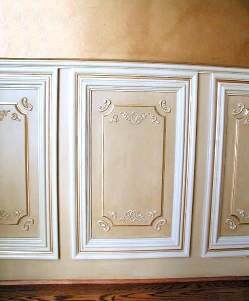 Staggering Raised Panel Molding Raised Panel Cap Molding: Providing An Exquisite Carved