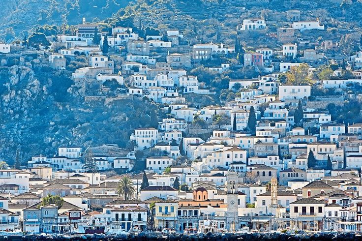 Greece — Athens, in particular — is on my bucket list. I want to experience all that ancient history.