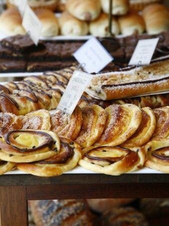 Wienerbrød - traditional Danish Pastry - okay, now I mean it: THIS is my favorite Danish dessert! :-)