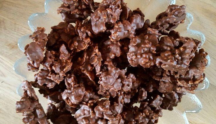 Choco Crossies, ein leckeres Rezept aus der Kategorie Konfiserie. Bewertungen: 174. Durchschnitt: Ø 4,6.