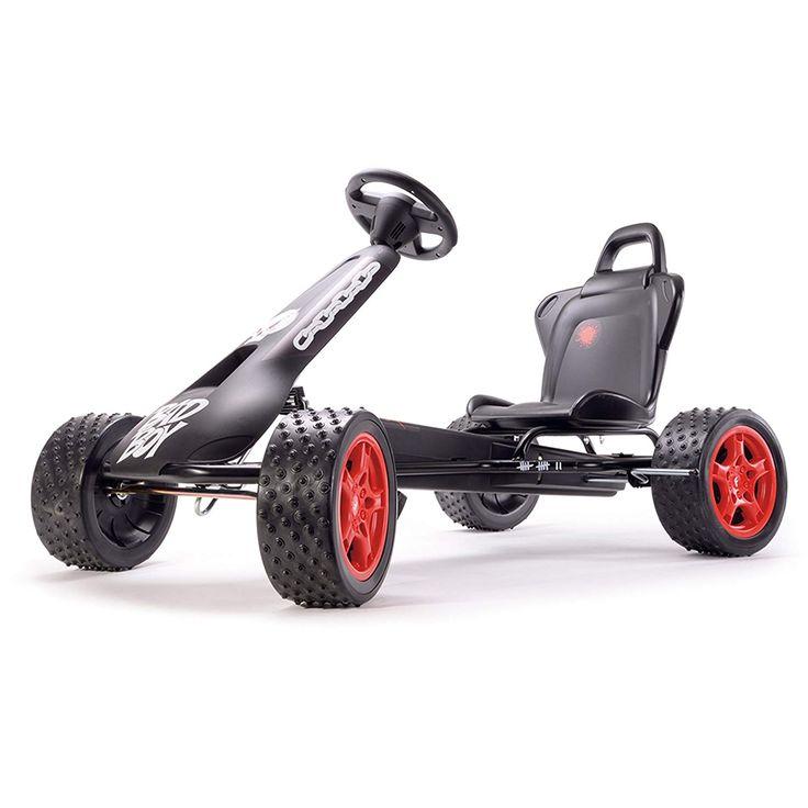 Der Spielzeugtester hat das Ferbedo 008312 – Cross-Racer Bad Boy, Go-Cart Kinderfahrzeug angeschaut und empfiehlt es hier im Shop. Ich versuche alle Produkte immer selbst zu testen. Aufgrund der Vielzahl der Artikel kann ich das leider nicht alles selber machen. Aber ich erstelle täglich … – Spielzeugtester