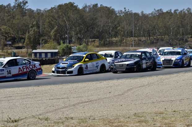 Production Car champions show their mettle