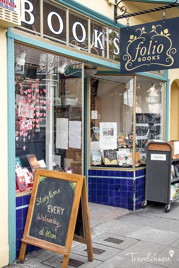 Folio Books | Shopping in Noe Valley | Shopping Guide | San Francisco | Visit Travelshopa