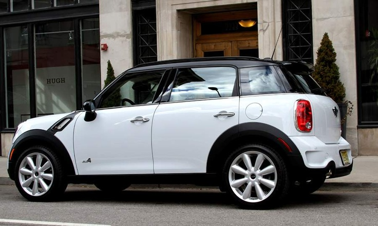 Mini Cooper S Countryman All4. This is exactly what i want. :-)