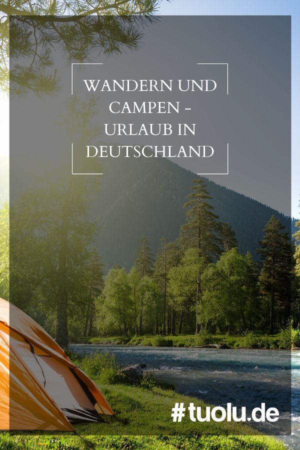Urlaub in Deutschland-Wandern und Campen   Wandern