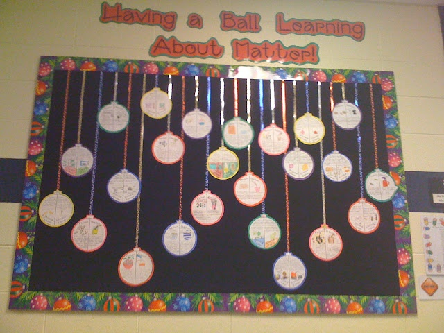 Blog with lots of ideas. Cute idea for bulletin board and matter.