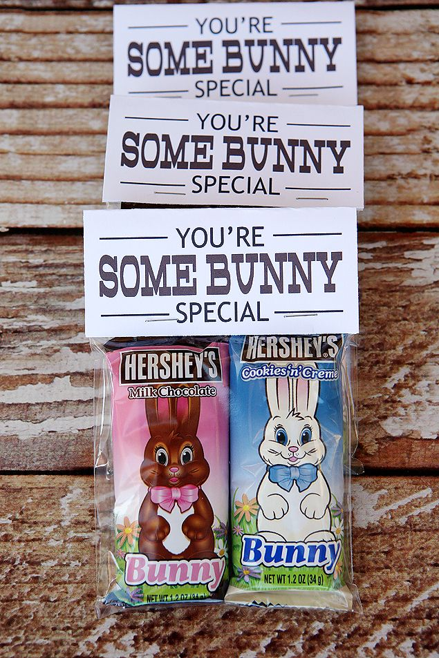 You're Some Bunny Special | Easter Gift Ideas   – Class Holiday Parties/Treats