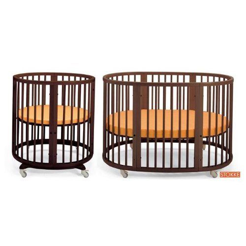 Stokke Sleepi Mini/Crib System I w/ Mattresses (022791478301) Conversion kit for Sleepi Mini ...
