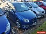 2005 FORD FOCUS ST-3 BLUE