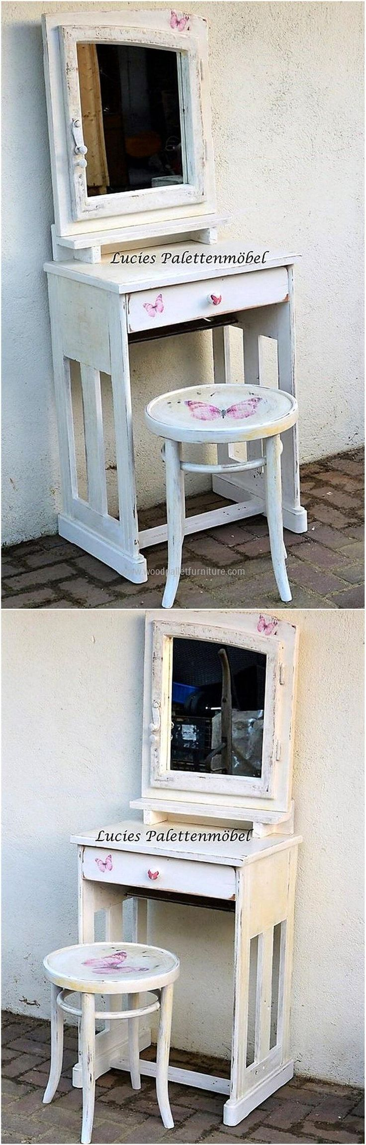DIY Ideas With Used Old Wooden Pallets