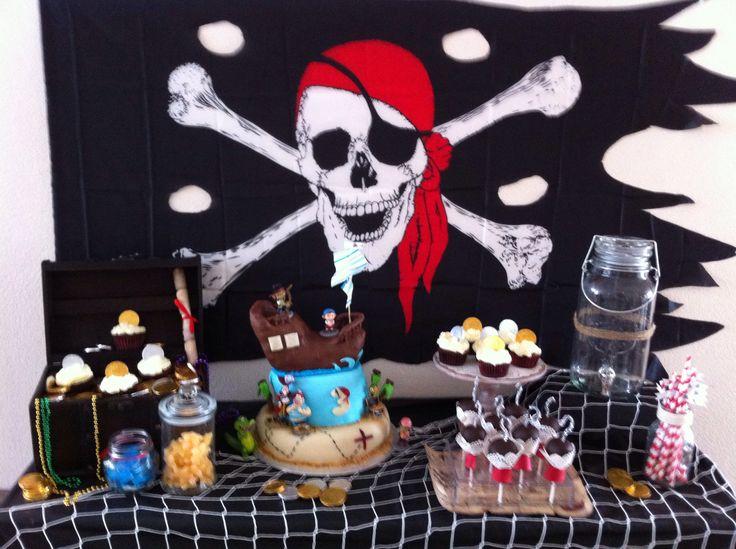 Pirate Candy bar