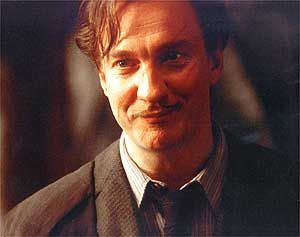 Day 16: Who is your favorite professor? Professor Remus Lupin is an amazing teacher. I hope to impact kids lives the way that he did Harry's.